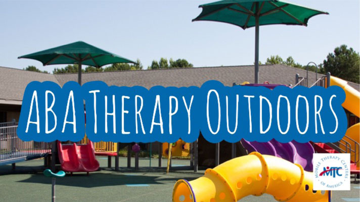 ABA Therapy Outdoors