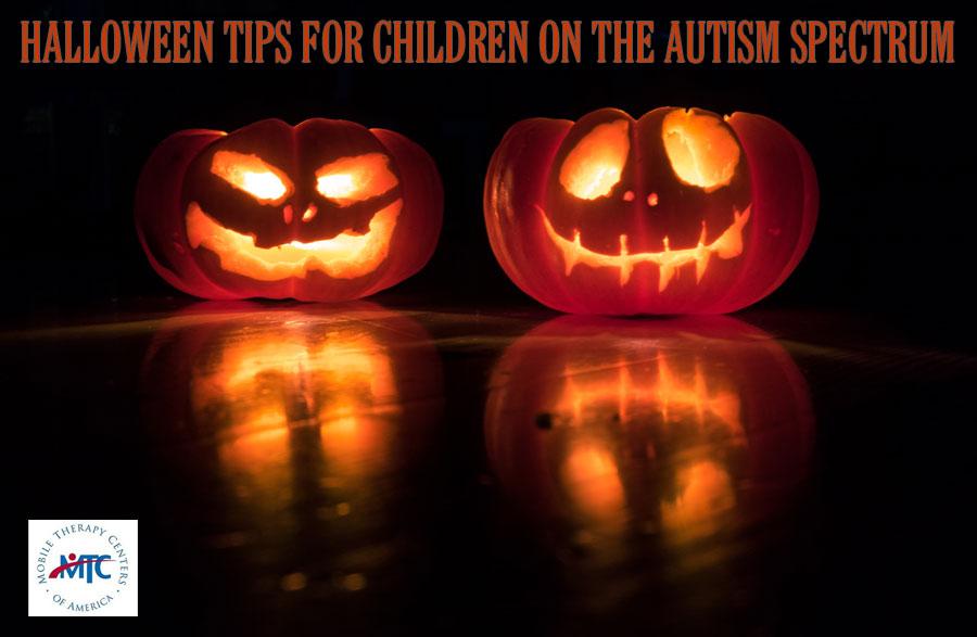 Autism Halloween