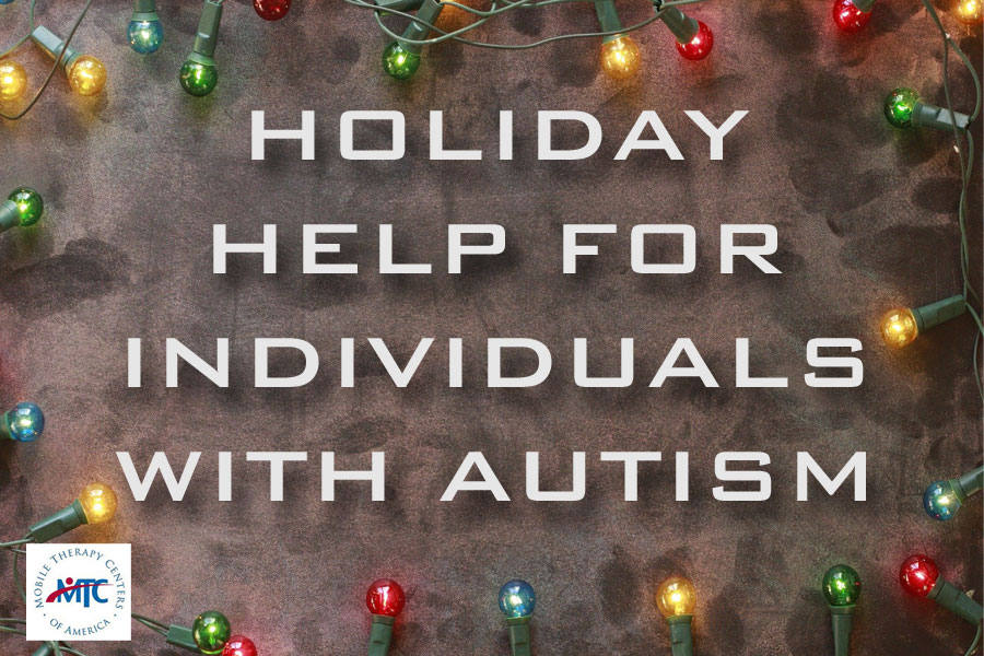 Holiday Tips Autism